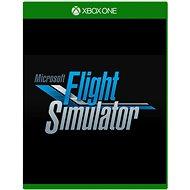 Microsoft Flight Simulator - Xbox One - Hra pro konzoli