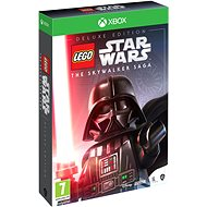 LEGO Star Wars: The Skywalker Saga - Deluxe Edition - Xbox - Console Game