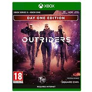 Outriders: Deluxe Edition - Xbox One - Hra pro konzoli