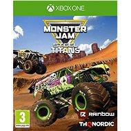 Monster Jam: Steel Titans - Xbox One - Hra pro konzoli