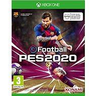 eFootball Pro Evolution Soccer 2020 - Xbox One - Hra pro konzoli