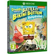 Spongebob SquarePants: Battle for Bikini Bottom - Rehydrated - Xbox One - Hra pro konzoli