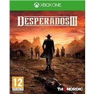 Desperados III - Xbox One - Hra pro konzoli