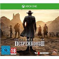 Desperados III - Collectors Edition - Xbox One - Hra pro konzoli