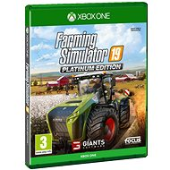 Farming Simulator 19 Platinum Edition - Xbox One - Hra pro konzoli