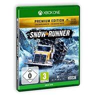 SnowRunner Premium Edition - Xbox One - Hra pro konzoli