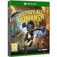 Destroy All Humans! - Xbox One - Hra pro konzoli