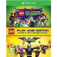 LEGO DC Supervillains: Double Pack - Xbox One - Hra na konzoli