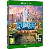 Cities: Skylines - Parklife Edition - Xbox One - Hra pro konzoli