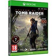 Shadow of the Tomb Raider: Definitive Edition - Xbox One - Hra pro konzoli
