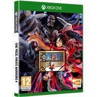 One Piece Pirate Warriors 4 - Xbox One - Hra pro konzoli