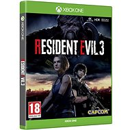 Resident Evil 3 - Xbox One - Console Game