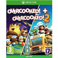 Overcooked! + Overcooked! 2 - Double Pack - Xbox One - Console Game