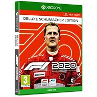 F1 2020 - Michael Schumacher Deluxe Edition - Xbox One - Console Game
