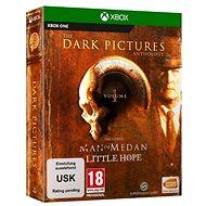 The Dark Pictures Anthology: Volume 1 - Man of Medan and Little Hope Limited Edition - Xbox One - Hra na konzoli