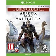 Assassins Creed Valhalla - Limited Edition - Xbox One - Hra na konzoli