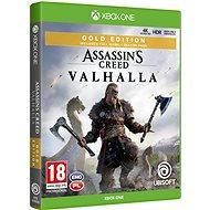 Assassins Creed Valhalla - Gold Edition - Xbox One - Hra na konzoli