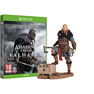 Assassins Creed Valhalla - Ultimate Edition - Xbox One + Eivor figurka - Hra pro konzoli