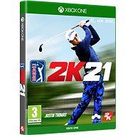 PGA Tour 2K21 - Xbox One - Hra na konzoli