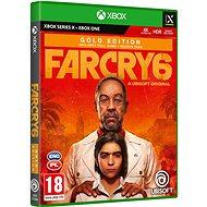 Far Cry 6: Gold Edition - Xbox - Hra na konzoli