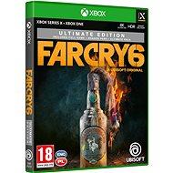 Far Cry 6: Ultimate Edition - Xbox - Hra na konzoli