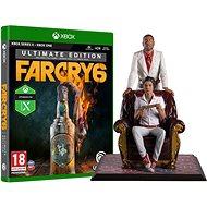 Far Cry 6: Ultimate Edition + Antón and Diego - figurka - Xbox - Hra na konzoli