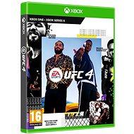 UFC 4 - Xbox One - Hra na konzoli
