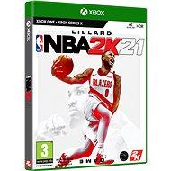 NBA 2K21 - Xbox One - Hra na konzoli