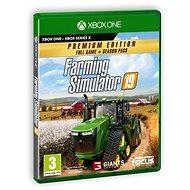 Farming Simulator 19: Premium Edition- Xbox One - Hra na konzoli