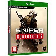 Sniper: Ghost Warrior Contracts 2 - Xbox - Hra na konzoli