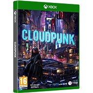 CloudPunk - Xbox One - Hra na konzoli