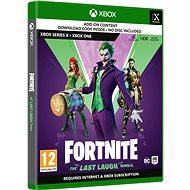 Fortnite: The Last Laugh Bundle - Xbox One - Herní doplněk