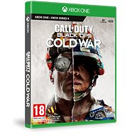 Hra na konzoli Call of Duty: Black Ops Cold War - Xbox One