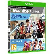 The Sims 4: Star Wars - Výprava na Batuu bundle (Plná hra + rozšíření) - Xbox One