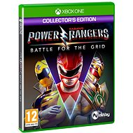 Power Rangers: Battle for the Grid - Collectors Edition - Xbox One - Hra na konzoli