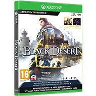 Black Desert: Prestige Edition - Xbox One - Hra na konzoli