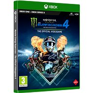 Monster Energy Supercross 4 - Xbox One - Hra na konzoli