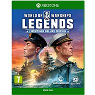 World of Warships: Legends - Firepower Deluxe Edition - Xbox