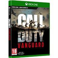Call of Duty: Vanguard - Xbox One - Hra na konzoli