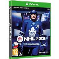 NHL 22 - Xbox One - Hra na konzoli
