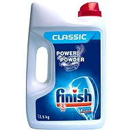 FINISH PowerPowder prášek Regular 2,5 kg - Prášek do myčky