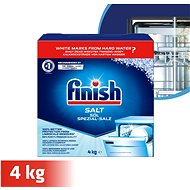 FINISH Salt 4kg - Dishwasher Salt