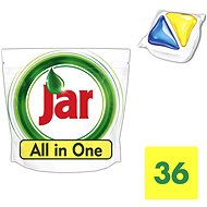 JAR Lemon (36 ks) - Tablety do myčky