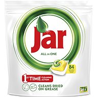 Jar Yellow (84 pieces) - Dishwasher Tablets