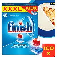 FINISH Classic 100 ks - Tablety do myčky