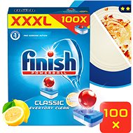 FINISH Classic Lemon 100 ks - Tablety do myčky