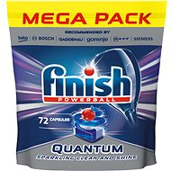 FINISH Quantum Max 72 Tablets - Dishwasher Tablets