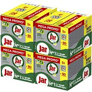 JAR Platinum All in 1 MEGABOX 360 pcs - Dishwasher Tablets