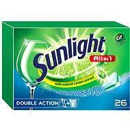SUNLIGHT All in 1 (26 ks) - Tablety do myčky