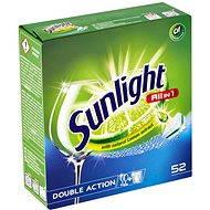 SUNLIGHT All in 1 52 ks - Tablety do myčky